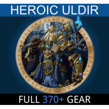ULDIR HEROIC FULL GEAR