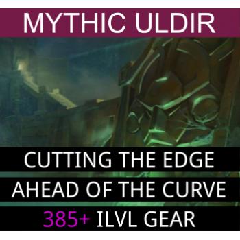 Uldir Mythic Boost