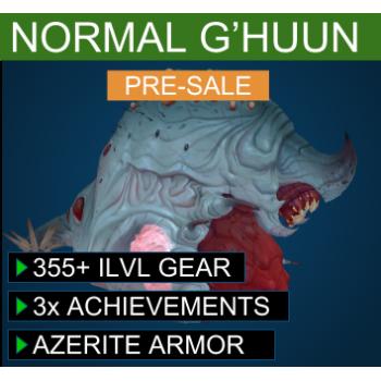 G'huun Normal Kill