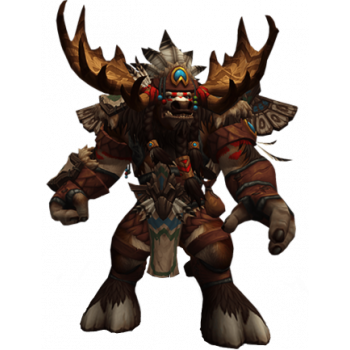 HIGHMOUNTAIN TAUREN UNLOCK BOOST