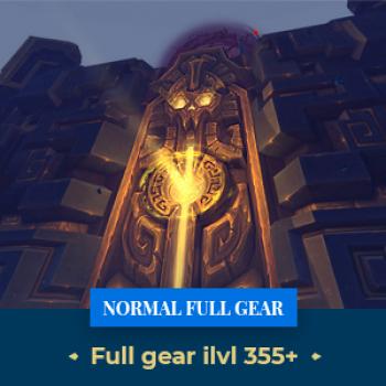 Uldir Normal Full Gear