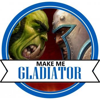 Gladiator of PVP Season 17