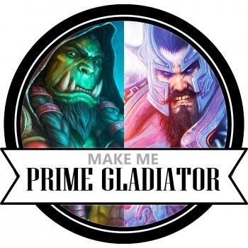 Wild Gladiator (Rank 1 of PVP Season 17)