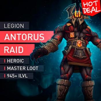 Antorus, the Burning Throne Heroic Master Loot Run